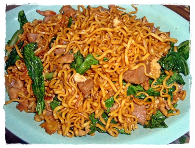 mie goreng (fried noodle) | Indonesia = Aku cinta kamu- My heart's de ...